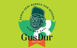 Malam Ini Sewindu Haul Gus Dur di Ciganjur, Gus Mus akan Memberikan Ceramah