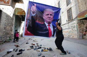 Konflik Israel-Palestina dan Riwayat Mesra Amerika Serikat dengan Israel