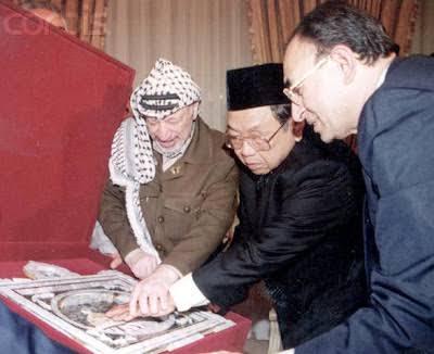 Memperingati 14 Tahun Kunjungan Gus Dur ke Jalur Gaza
