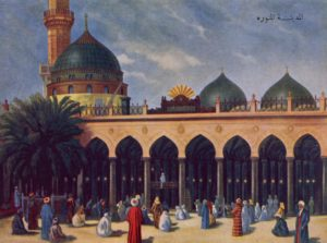Kisah Gempa Bumi di Madinah Pada Masa Rasulullah dan Umar bin Khattab