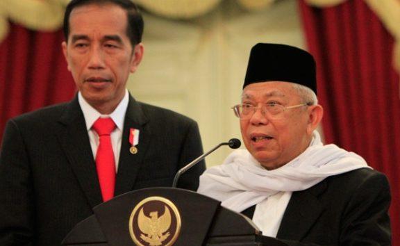 Benarkah KH Maruf Amin Tidak Meningkatkan Elektabilitas Jokowi?
