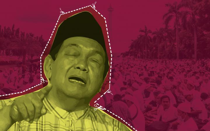 Humor Gus Dur: Presiden, Tolong Jangan Bawa ke Istana