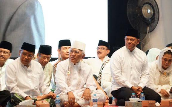 Jenderal Gatot: Ayo Umat Islam, Amankan Gereja Saat Natal