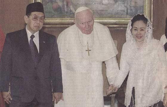 Islam, Gus Dur, dan Pergerakan Perdamaian
