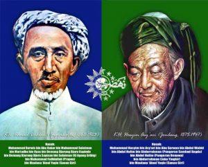 Hikayat MuhammadiNU dan NUhammadiyah