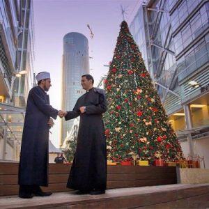 Haramnya Ucapan Natal, Haramnya Peci Beludru Hitam