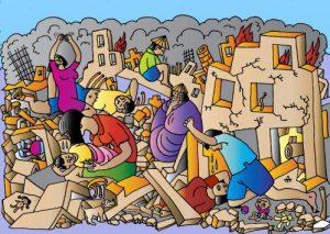 Doa Ketika Gempa Bumi