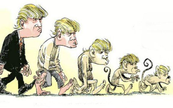 Donald Trump dan Humor Dua Orang Israel