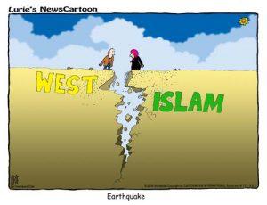 Trauma Hutington dan Apologetika Umat Islam