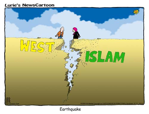 Ketika Pemikir Barat Ikut Gerus Islamofobia