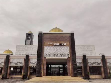 Shalat di Masjid Namira, Anda Bisa Dapat Beasiswa Loh!