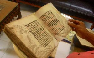 Ini Manuskrip Arab Tertua yang Ditulis di Atas Medium Kertas