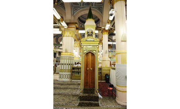 Setelah 25 tahun, Imam Masjid Nabawi Kembali Menempati Mihrab Asli