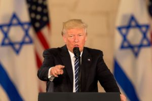 Trump Berencana Resmikan Kedutaan Amerika di Yerussalem