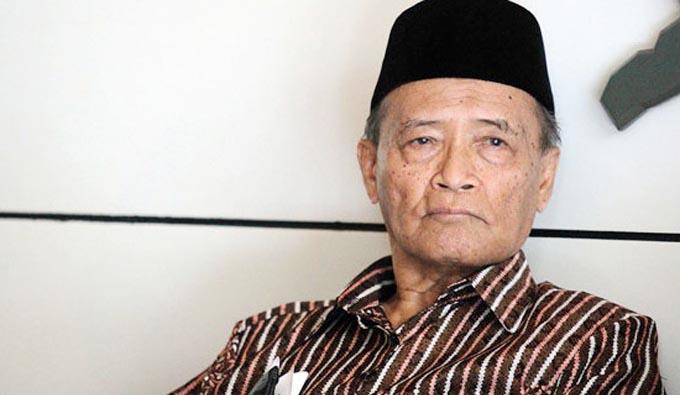 """Buya Ahmad Syafii Ma'arif, """"Oase di Tengah Tandus"""" Intoleransi"""