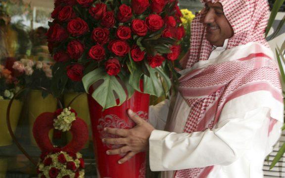Dunia Islam Pekan Ini (16-23 Feb): Valentine di Arab Hingga Gagalnya Habib Rizieq Pulang
