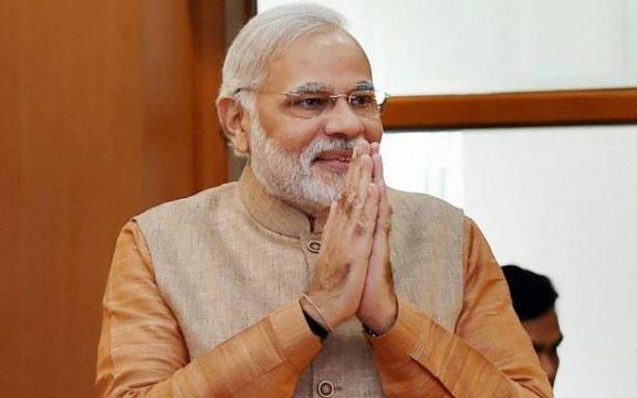 Narendra Modi Menjadi Perdana Menteri India Pertama yang Kunjungi Palestina