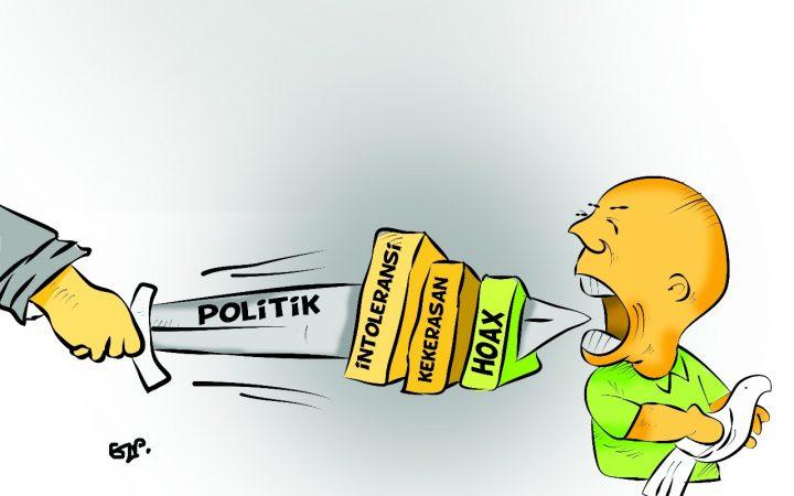 Intimidasi Orang Lain untuk Kepentingan Politik Dibenci Rasulullah