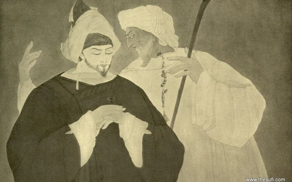 An Nifari Sastrawan Sufi  Yang Masyhur