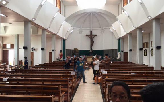 Dalam Kondisi Perang Sekalipun, Islam Melarang Menyakiti Orang dalam Gereja