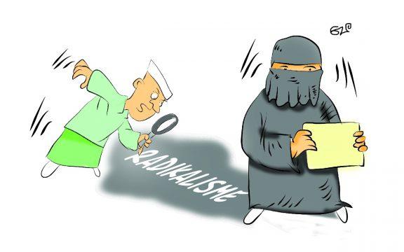 Ngomong-ngomong Soal Cadar dan Hijab yang Paradoks itu