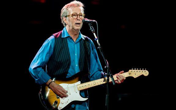 Ketika Eric Clapton Terpesona dengan Layla-Majnun