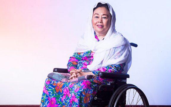 Ibu Sinta Nuriyah Wahid Berulang Tahun, Netizen Ramai Mendoakan