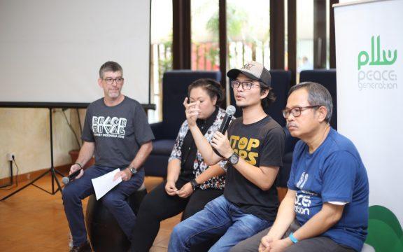 Hai Milenial, Yuk Ramaikan Peacetival Convey Indonesia