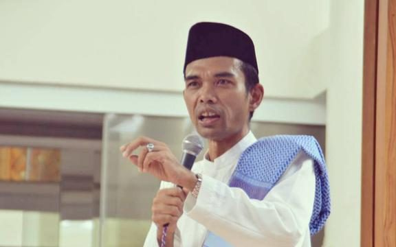 Ustadz Abdul Somad Jadi Tokoh yang Paling Didengar Himbauannya Versi LSI Denny JA