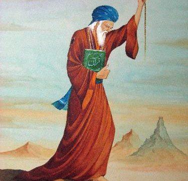 Kisah Syekh Sufi yang Menjepit Kemaluannya Sendiri