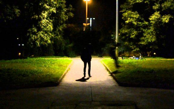Doa Berjalan di Waktu Malam Hari