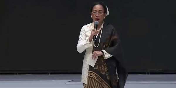 Puisi Sukmawati Soekarnoputri Picu Kontroversi, Melecehkan Islam?