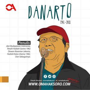 Obituari: Danarto dan Jalan Pulang Sebagai Sufi