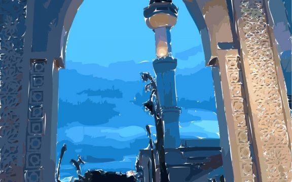 Doa Rasulullah SAW Lihat Kampanye di Masjid