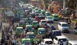 Idul Fitri 2019 M Masih Macet di Jalan, Ini Cara Shalat Idul Fitrinya