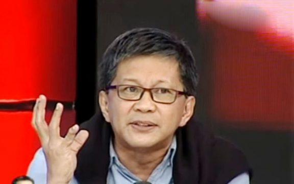 Gairah Rocky Gerung dalam Lorong Gelap Pengkritik Jokowi