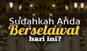 Baca Shalawat Ini, Insya Allah Terbebas dari Fitnah dan Tuduhan