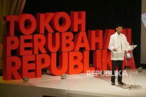 Ustad Somad Dianugerahi Tokoh Perubahan Republika 2017