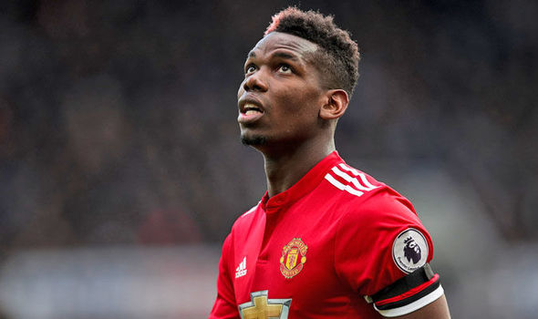 Gelandang Manchester United, Paul Pogba Jalani Umrah di Bulan Ramadhan