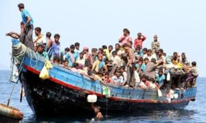 """Pengungsi Rohingya Akhirnya Mendarat, Berkat Aksi """"Kemanusiaan Terbaik"""" Warga Aceh"""