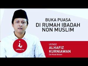 Berbuka Puasa di Rumah Non-Muslim, Boleh Nggak Sih?