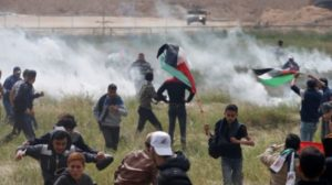 Artileri Israel Serang Petani dan Nelayan di Gaza