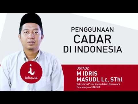 Hukum Cadar dan Penggunaannya di Indonesia