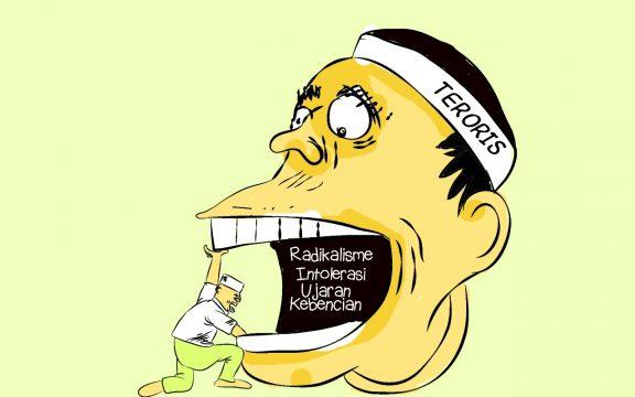 Bagaimana Ekstrimisme, Radikalisme dan Intoleransi Tumbuh di Indonesia?