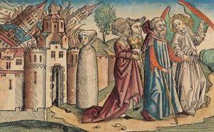 Kisah Nabi Luth Singkat dan Penduduk Kota Sodom