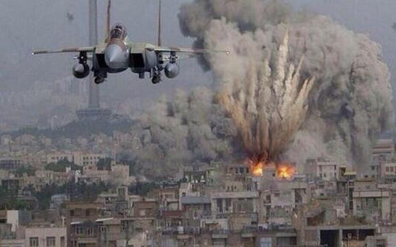 Pesawat Israel Kembali Serang Pejuang Hamas