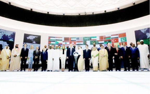 Raja Salman Resmikan Lembaga Global untuk Perangi Radikalisme