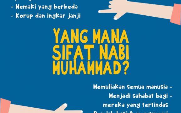 Dua Orang Non-Muslim Ini Berjasa di Kehidupan Rasulullah dan Tidak Banyak Dikenal