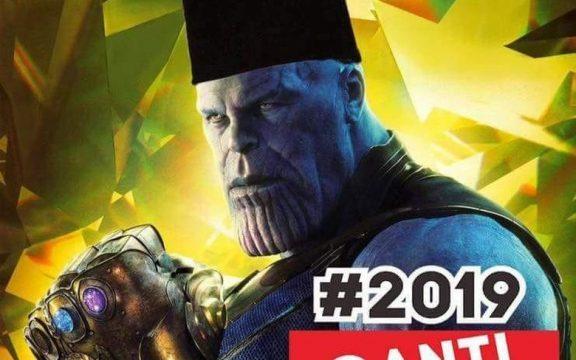 Thanos, Umar bin Khattab, dan Usaha Memuliakan Perempuan
