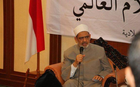 Tidak Boleh Berkata,'Saya Paling Benar, yang lain Tidak', tutur Grand Syekh Al-Azhar